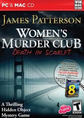Descargar James Patterson Womens Murder Club Death In Scarlet [English] por Torrent